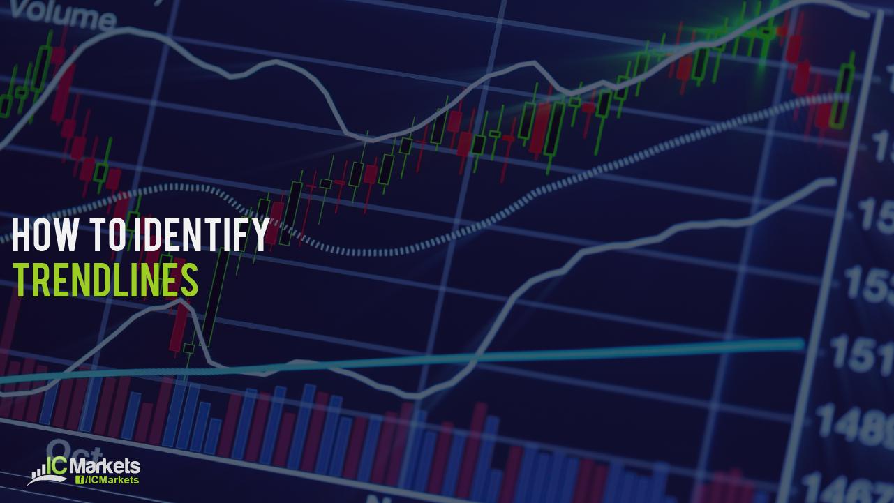How to identify trendlines
