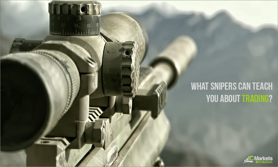 What snipers can teach you about trading