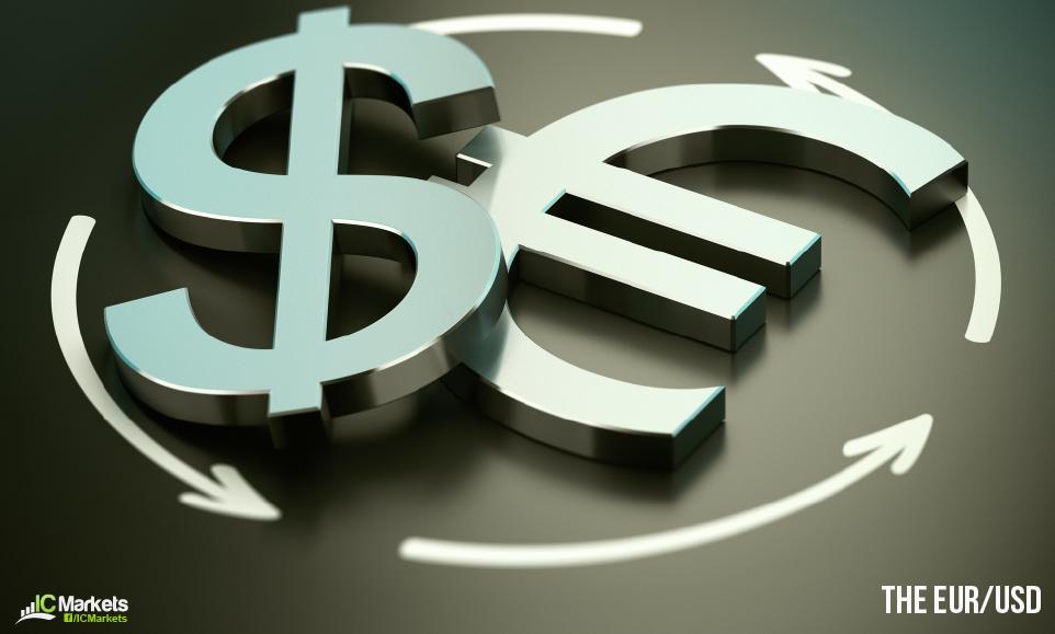 The EUR/USD 1