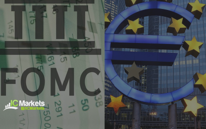 Thursday 22nd February: Both FOMC and ECB take to the stage today – keep an eye on related markets