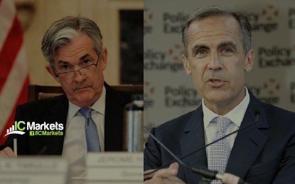 Friday 25th May: Central bank heads Carney and Powell take to the stage in Stockholm as we head into US trade