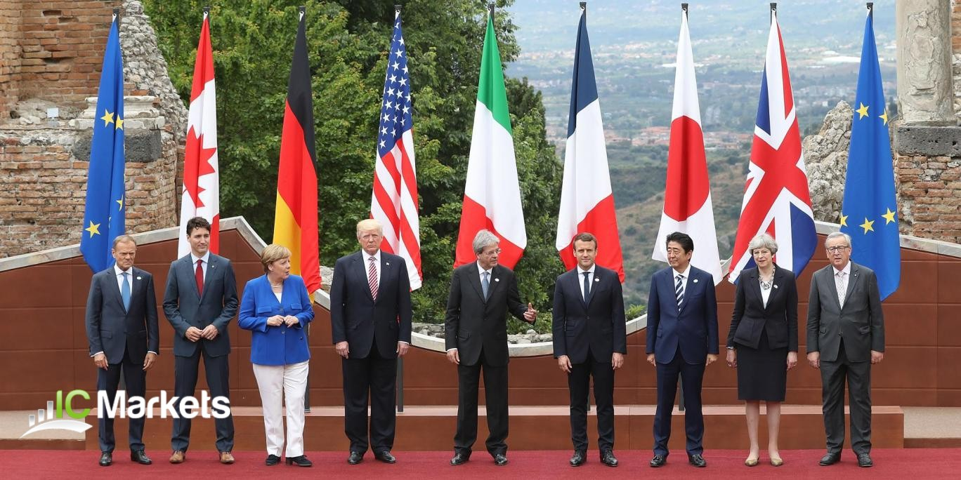 Friday 8th June: G7 meetings in focus today, traders