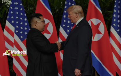 Tuesday 12th June: Subdued market tone as Trump/Kim meet takes place