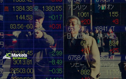 Monday 23rd July: Asian markets mostly lower