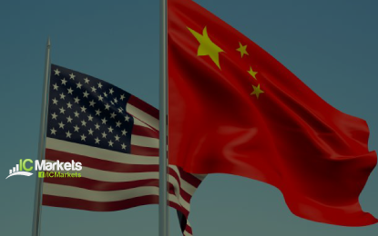 Friday 24th August: US/China talks resume – USD trades higher.