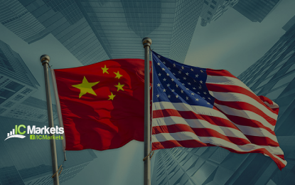 Friday 17th August: Risk-on environment seen as US and China set to resume trade talks. 1