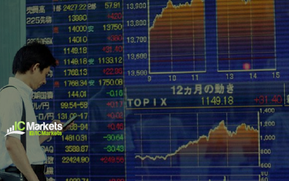 Wednesday 22nd August: Asian Markets mixed; political headwinds in the US