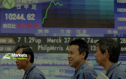 Friday 14th September: Asian Stock Markets Advance on Boost in Tech Shares 1