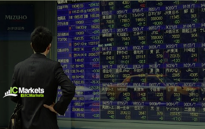 Monday 17th September: Asian Stock Markets lower on tariff woes and low liquidity
