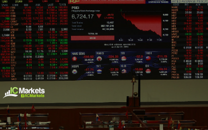 Friday 5th October: Asian Markets lower as USTR hits 7 year high