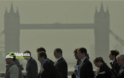 Tuesday 13th November: UK job's data eyed – remain vigilant around this time, traders!