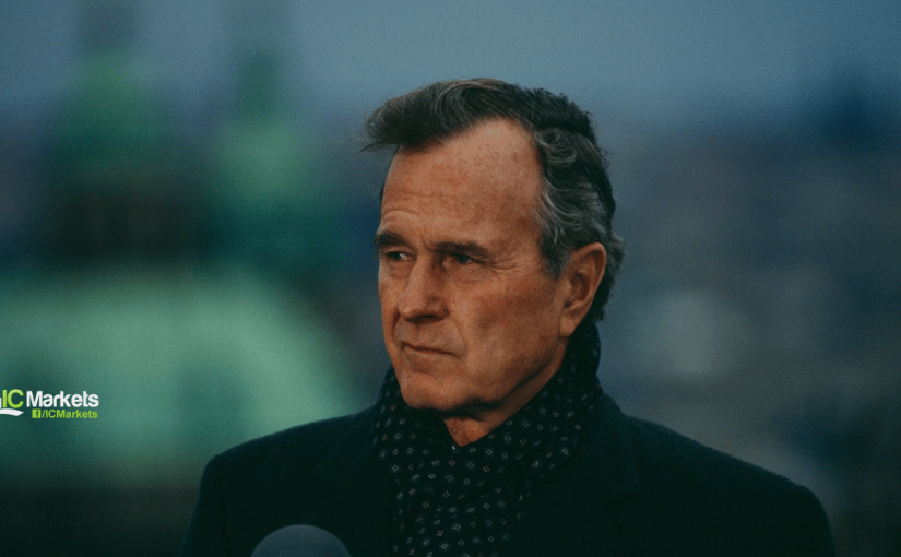 Updated Trading Schedule - President George H.W. Bush Mourning 1