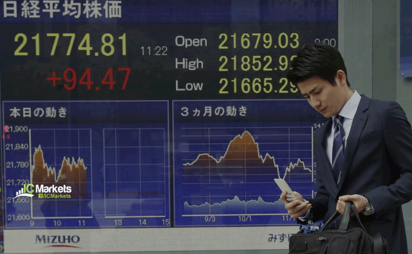 Monday 24th Decembeber: Asian markets lower over political uncertainty, thin volumes
