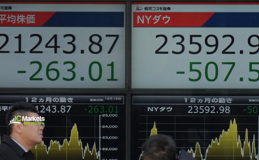 Wednesday 2nd January: Asian markets stumble on first day of New Year