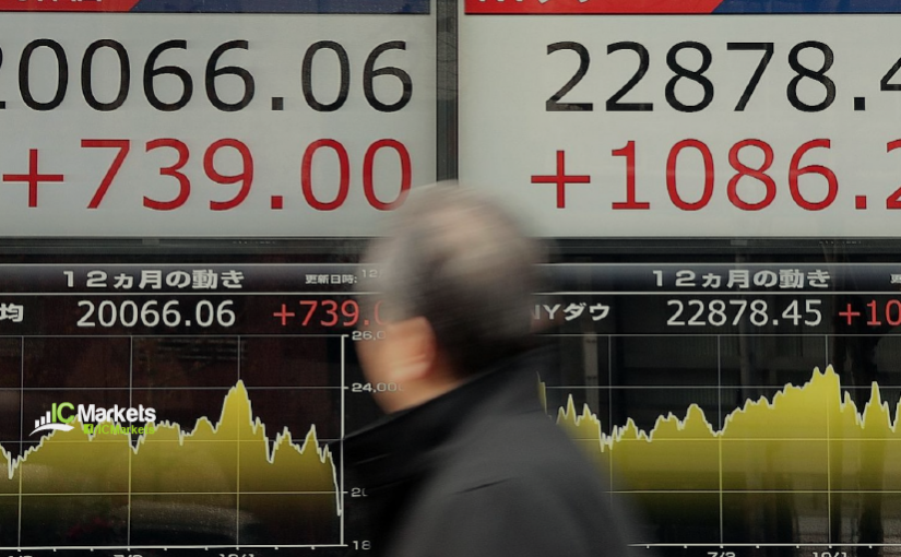 Monday 7th January: Asian markets higher as investor sentiment improves