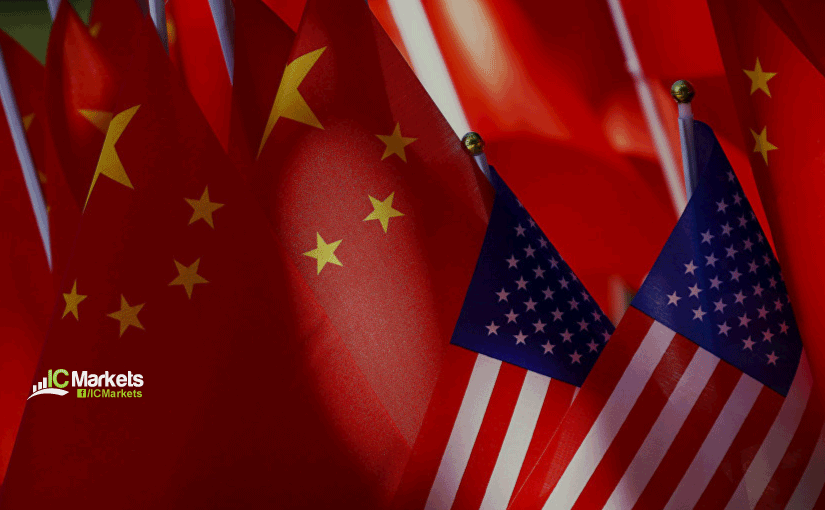 Tuesday 8th January: US-China trade talks resume – USD weakened for a third consecutive day.