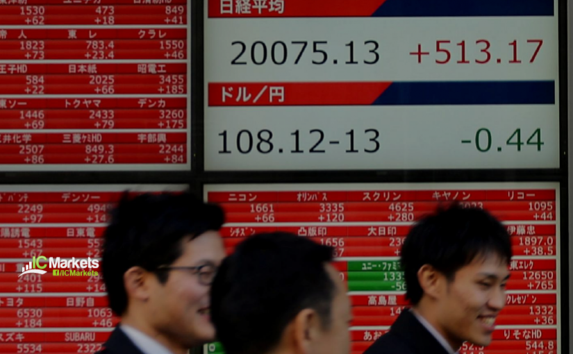 Wednesday 23rd January: Asian markets lower as trade worries loom