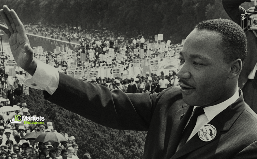 Martin Luther King Day Schedule 2019