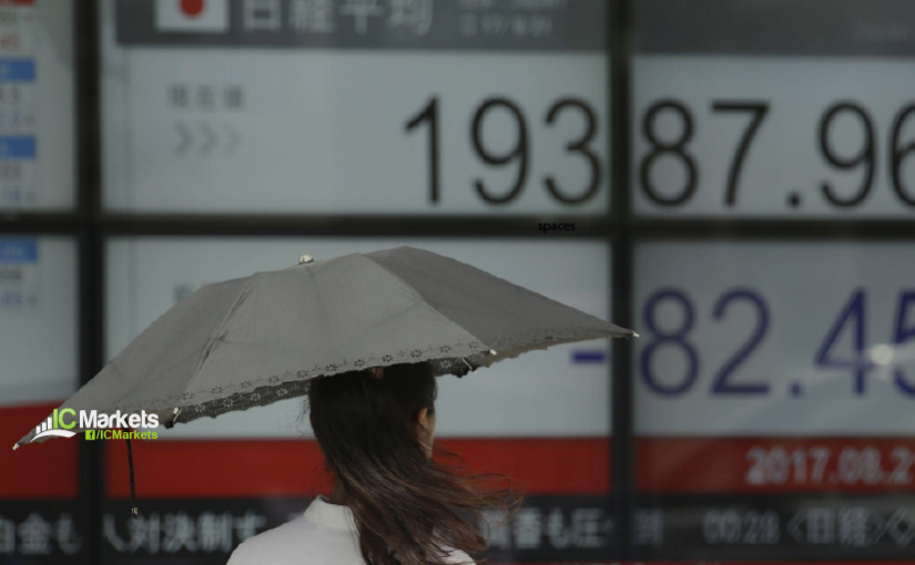 Friday 1st February: Asian markets open higher but give up gains later in the day