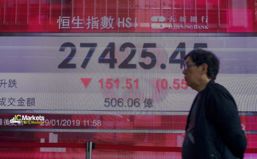 Friday 8th February: Asian markets lower as no signs of US-China talks before March 1 1