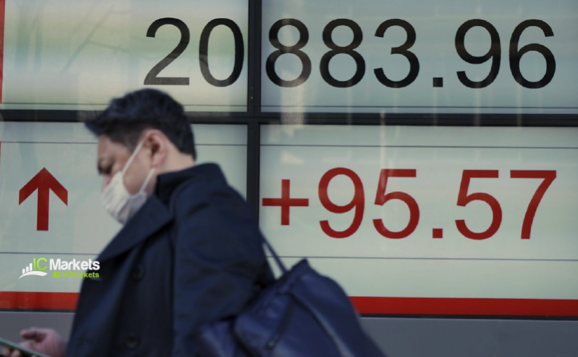 Tuesday 12th February: Asian markets trade higher as sentiment gains 1