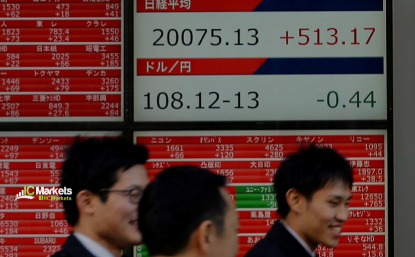 Tuesday 16th April: Asian markets higher; trade talks continue to dictate markets 1