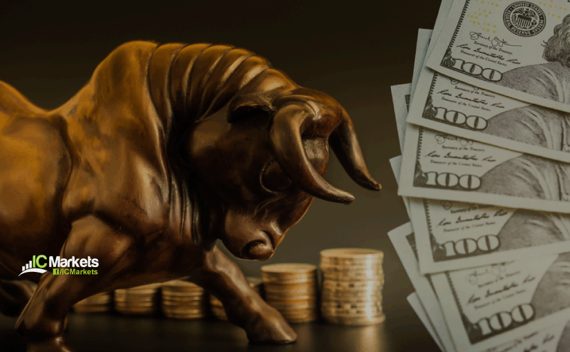 Friday 12th April: Dollar boosted on upbeat data – next stop 97.72 weekly resistance? 1