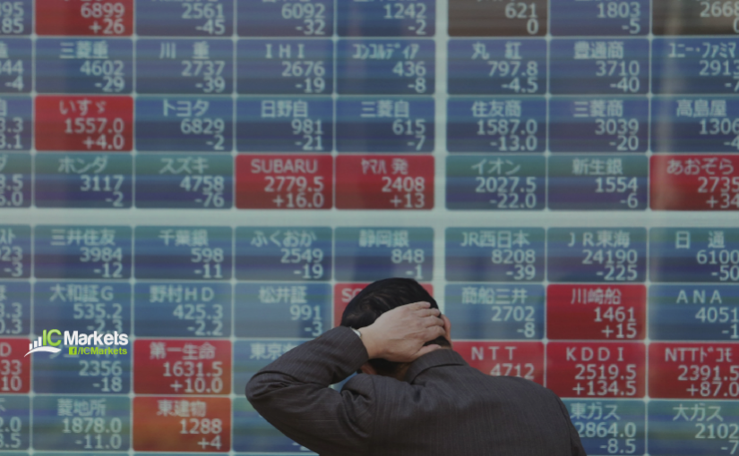Wednesday 24th April: Asian markets lower despite positive feedback from Wall Street