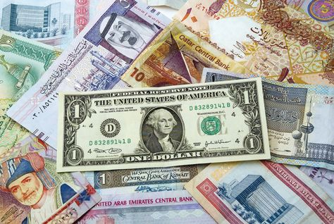 The Most Traded Currencies in Foreign Exchange