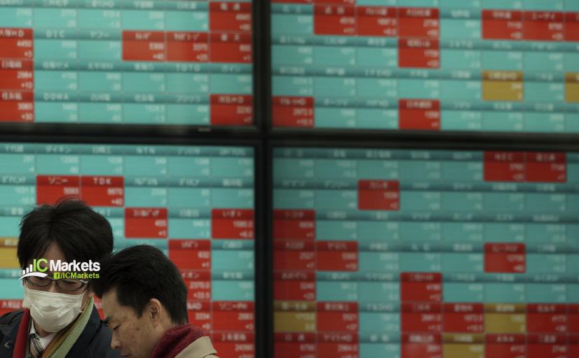 Friday 17th May : Beijing's hard talk pulls down Chinese markets. 2