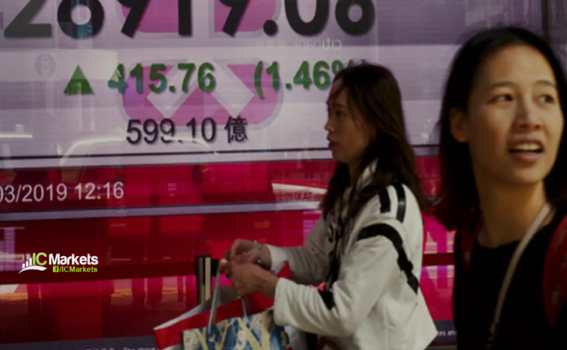 Wednesday 15th May: Asian markets on the path of recovery 1