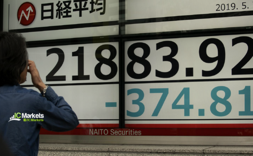 Tuesday 14th May: Asian markets at three-and-a-half month lows 1