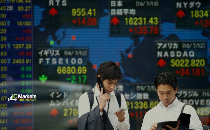 Monday 17th June: Asian markets wobbly 11