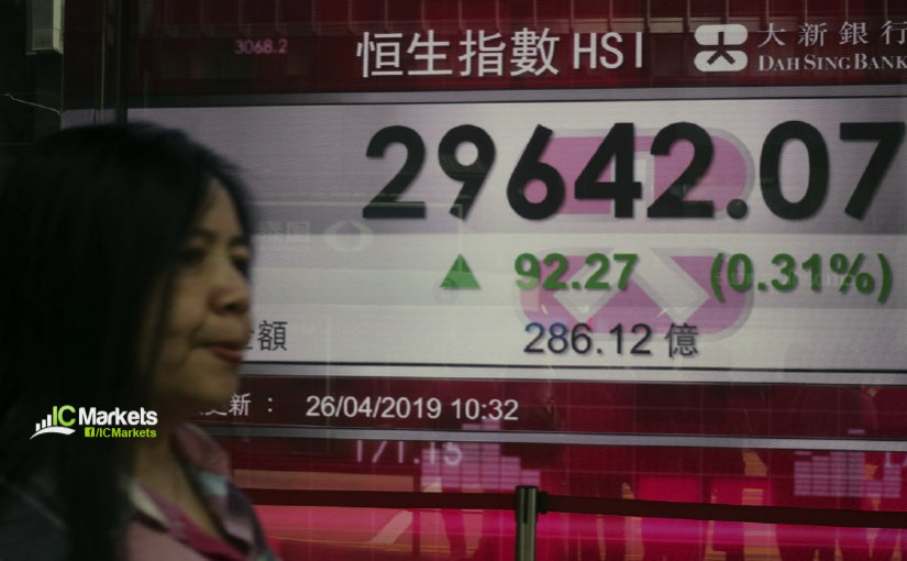 Wednesday 5th June: Asian markets rise on Powell's comments