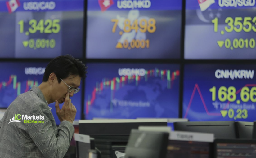 Wednesday 10th July: Asian market mixed in morning trade as investors count on Powell 1