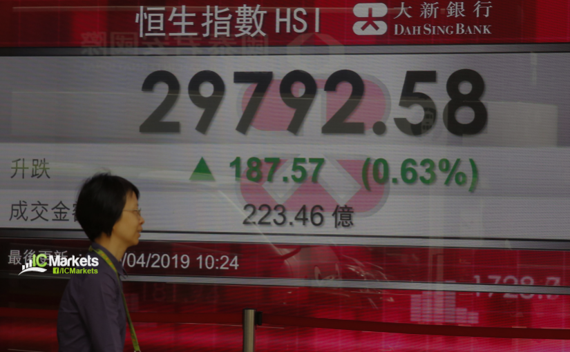 Monday 1st July: Asian markets gain in early trading after US-China agree to resume negotiations