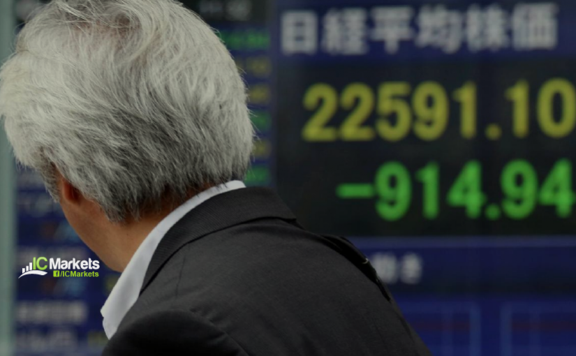 Wednesday 3rd July: Asian markets fall as trade enthusiasm fades