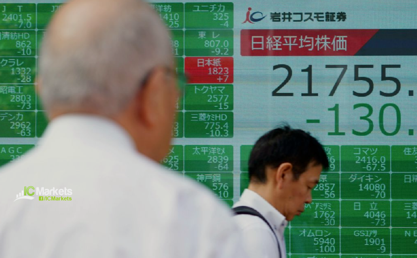 Thursday 17th October: Asian stocks mostly lower on weakened sentiment; Hong Kong gains 6