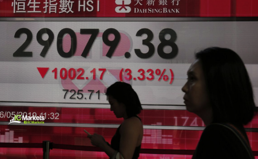 Friday 29th November: Asian markets fall as investors worry about trade