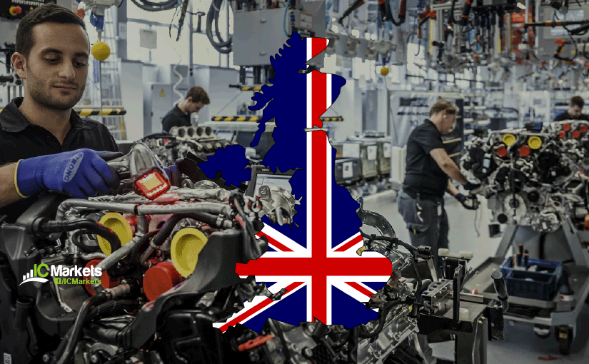 UK Flash Manufacturing PMI in Focus