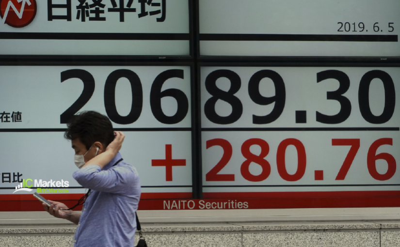 Friday 5th June: Asian markets higher; Investors await US jobs report