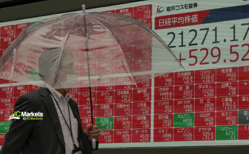 Tuesday 2nd June: Asian markets mostly higher on overnight optimism