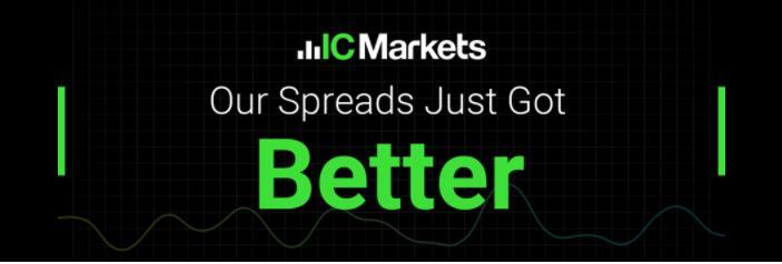 IC Markets Spread Slash