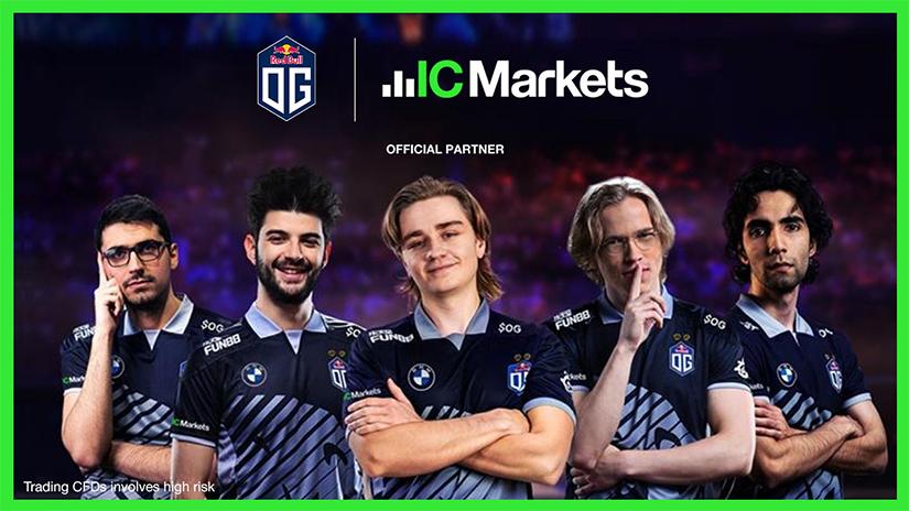 OG Esports x IC Markets: The Dream Collaboration