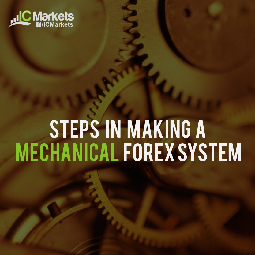 Trading mechanical system